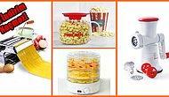 Bu Cuma Başka Cuma İndirimdeyken Yakalayıp Kullanmalara Doyamayacağınız 21 Mutfak Ürünü