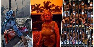 Afetler, Koronavirüs, Gösteriler! Birçok Olayla Karşılaştığımız 2020 Yılında Çekilen En Etkileyici Fotoğraflar!