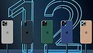 iPhone 12 Serisinin Türkiye Fiyatları Açıklandı: En Ucuzu 10 Bin TL'den Başlıyor