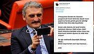 'Horolop Şorolop' Bir Edebi Akım: AKP'li Ahmet Hamdi Çamlı, Erdoğan'a Yazdığı İlginç Şiirle Gündemde