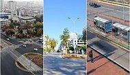 Vatandaşın Kafası Karıştı: Yasak Yanlış Anlaşılınca Cadde ve Sokaklar Boş Kaldı
