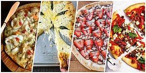 Çeşit Çeşit Pizzalarla Geldik! Birbirinden Güzel Rengarenk 10 Harika Pizza Tarifi