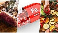 Anemi Hastalarına Soğuk Havalardan Daha Az Etkilenmeleri İçin Tüketmeleri Tavsiye Edilen 9 Yiyecek
