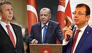 Recep Tayyip Erdoğan 2 Muhtemel Adaya Karşı Geride: Aksoy Araştırma Şirketi'nin Cumhurbaşkanlığı Anketine Göre Kim, Yüzde Kaç Oy Alıyor?