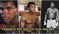 Dünyaca Ünlü Efsanevi Boksör Muhammed Ali'den Mutlaka Dikkate Alınması Gereken Başarı Dersleri