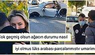 Ünlü YouTuber Enes Batur'un Milyonluk Arabasıyla Ölümden Döndüğü Kazaya Gelen İnsanlık Dışı Yorumlar Pes Dedirtti!