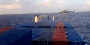 Konu Türk Gemisine Operasyon: AB, İtalya Büyükelçileri ve Almanya Maslahatgüzarı Dışişleri Bakanlığına Çağrıldı