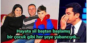 Hayatının 34 Yılını Kaybetti! Yarışmacı Serdar Mete Trajikomik Hikâyesiyle Kenan İmirzalıoğlu'nu Hem Ağlattı Hem Güldürdü