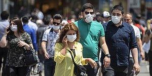 Koronavirüs Tablosu Ağırlaşıyor: 7 Bin 381 Hasta, 161 Can Kaybı