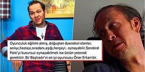 Canlandırdığı Her Karakterin Hakkını Sonuna Kadar Veren Bir Başkadır'ın Rezan'ı Efsane Oyuncu: Öner Erkan
