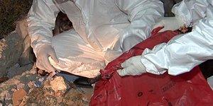 Ankara'da Koronavirüs Paniği! Molozların Arasında Bulunan Atık Tahlil Tüpleri Laboratuvara Götürüldü