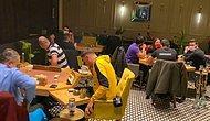 Karantinadan Okey Masasına... İki Kafede 115 Kişiye 362 Bin Lira Ceza