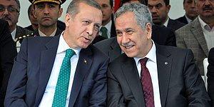 Erdoğan'dan Arınç'a Tepki: 'Teröristin Kitabının Tavsiye Edilmesi Beni Rencide Etti'