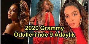 Tarihin En Fazla Grammy Ödülü Adaylığı Alan Kadını: Beyonce