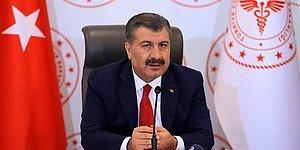 Sağlık Bakanı Koca: 'Bugünkü Vaka Sayısı 28 Bin 351'
