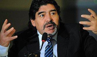 Diego Armando Maradona Kimdir? Maradona'nın Ölüm Nedeni...