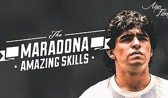 Efsaneye Veda: Diego Maradona'nın En Güzel 10 Golü