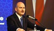 İçişleri Bakanı Soylu: 'Suriye Sınırında 832 Kilometre Duvar Kurulumu Tamamlandı'