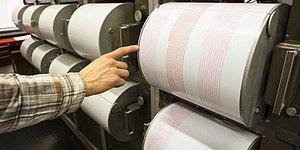 26 Kasım Son Depremler Listesi! En Son Deprem Nerede Oldu?