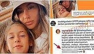 Sonunda Ağzını Bozdu! Şeyma Subaşı Kızı Melisa'yla Paylaştığı Fotoğrafına Gelen Ayarsız Yoruma Küfürü Bastı