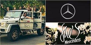 """Ebru Şinik Yazio: Mercedes """"She's Mercedes"""" Projesiyle Tüm Dünyada Kadınlara İlham Veriyor"""