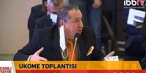 TCDD İstanbul Bölge Müdürü Veyis Alçınsu'dan UKOME Toplantısında İlginç Sözler: 'Aile Fertlerimizi Bile Marmaray'da Ücretsiz Geçiremiyoruz, Gönül İster Yani'