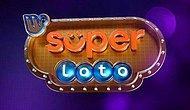 26 Kasım Süper Loto Sonuçları Belli Oldu... İşte Süper Loto'da Kazandıran Numaralar...