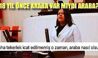 18 Yıl Önce Araba Olmadığını İddia Eden AKP Milletvekili Goygoycuların Diline Düştü