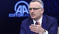 """TCMB Başkanı Ağbal: """"Sıkı Parasal Duruşumuz Mevcut Makrofinansal Risklerin Azaltılmasına Destek Olacak"""""""
