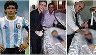 Yuh Artık! Maradona'nın Tabutunu Açarak Selfie Çekimi Yapan Cenaze Görevlileri Büyük Skandal Yarattı