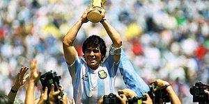 Ercan Altuğ Yılmaz Yazio: Dünyadan bir Maradona Geçti