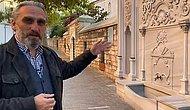 Ahmet Hamdi Çamlı'nın 'Kaybolmuş' Dediği Tarihi Çeşmeyi Babası Söktürüp Yerine Apartman Dikmiş