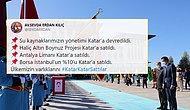 'Katar Türkiye'de Yalova Büyüklüğünde Gayrimenkule Sahip'