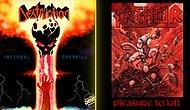 Bıraktıkları Eserlerle Efsaneleri Anıyoruz: Thrash Metal Tarihinin En İyi 10 Albümü