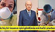 Bir Doktorun Türk Tabipler Birliği'nin Kapatılmasını İsteyen Devlet Bahçeli'ye Yazdığı Herkesi Duygulandıran Cevabı