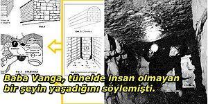 Baba Vanga'nın Ziyaret Ettiği Sırada İnsan Olmayan Bir Şeylerin Yaşadığını Söylediği, Bulgaristan'daki Çok Gizli Tünel: Tsarichina