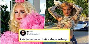 Kylie Jenner'ın Kendisine Özendiğini Düşünen Banu Alkan, Bu Sefer de Instagram'dan Mesaj Attığını İddia Etti!