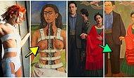 Hepimizin Bayıla Bayıla İzlediği Filmlerdeki İkonik Sahnelere İlham Kaynağı Olan Sanat Eserleri