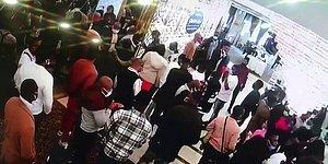 Esencılıs Yine Şaşırtmadı: Düğün Salonunda Ayin Yapan Afrikalılara Polis Baskını