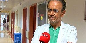 Prof. Dr. Mehmet Ceyhan'dan Sinovac Açıklaması: 'Etkin Bir Aşı Yoksa Yüzde 50'ye Razı Olabilirsiniz'
