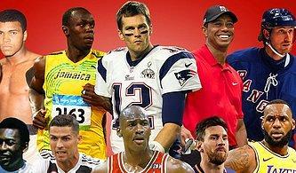 Bu Efsane Sporcuların Branşını Bulabilecek Misin?