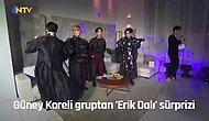 Dünyaca Ünlü Güney Koreli Grup A.C.E, 'Erik Dalı'nda Dans Etti