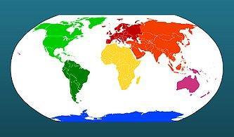 Yalnızca Coğrafya Öğretmenleri Bu Ülkeleri Bulundukları Kıtalarla Eşleştirebilir!