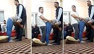 Onlarca Erkeğin Bir Odaya Toplanıp 'Lavaş Oyunu' Adı Altında Birbirlerine Seks Eğitimi Verdikleri Görüntüler