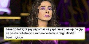 Yıldız Tilbe, Cumhurbaşkanı Erdoğan'ın Açıkladığı Yeni Koronavirüs Tedbirlerine Çok Sert Tepki Gösterdi