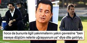 Böyle Bir Şey Olabilir mi Ya? Fenerbahçe Teknik Direktörü Erol Bulut'un Acun Ilıcalı'dan Taktik Aldığı İddia Edildi