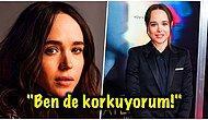 Ünlü Oyuncu Ellen Page, İsmini Elliot Olarak Değiştirerek Trans Bir Birey Olduğunu Açıkladı!