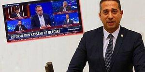 Ali Mahir Başarır'ın Sözleri Nedeniyle RTÜK'ten Habertürk'e Ceza: Yüzde 5 İdari Para, 5 Kez Program Durdurma