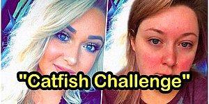 Makyaj Yapmayı Başka Bir Seviyeye Taşıyıp Daha Sonra Sildikleri Fotoğraflarla Herkesi Şaşkına Uğratan 32 Kadın