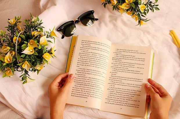 Kitap okuyarak